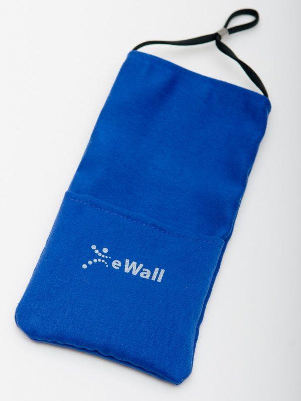 eWall - Classic bleu
