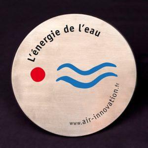 """Aqua Disc, pour revitalisation de l'eau """"énergie de l'eau"""""""