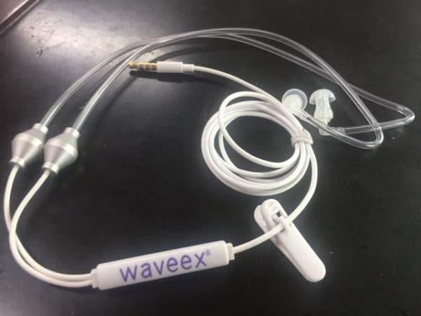 écouteurs waveex